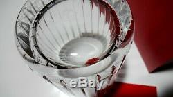 1 BACCARAT CRYSTAL HARMONIE #2 DOUBLE OLD FASHIONED TUMBLER 4 1/8 12 oz