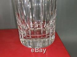 2 Mint Baccarat Harmonie Double Old Fashioned Tumblers 4 1/8 X 3 1/8 (f7)