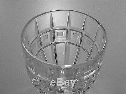 (3) Waterford Crystal Marquis QUADRATA Double Old Fashioned Glasses