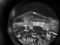 4 WATERFORD CRYSTAL WESTHAMPTON DOF Double Old Fashioned Fashion Glasses
