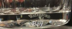 4 Waterford Crystal Lismore Double Old Fashioned Tumbler Glasses Box Ireland