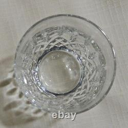 4- Waterford Lismore Traditions 4 1/4, 14 Oz. Double Old Fashioned Tumblers
