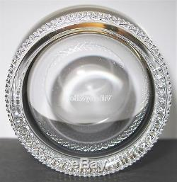 6 Villeroy & Boch Crystal 3 5/8 Double Old Fashioned DOF Tumbler 13 Oz. Octavie