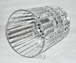 BACCARATFine Crystal 4.25 DOUBLE OLD FASHIONED GLASS (Harmonie, 12 Oz.)France