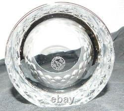 Baccarat Crystal Armagnac Double Old Fashioned Glasses (2)