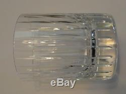 Baccarat Crystal Harmonie Double Old Fashioned Tumbler Glass Set of 2, 4 1/8