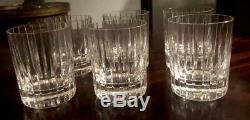 Baccarat Crystal Harmonie Double Old Fashioned Tumblers Price Each