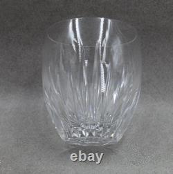 Baccarat Crystal Massena 4 Double Old Fashioned Tumbler Sold Individually