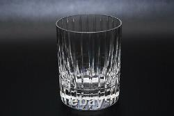 Baccarat Harmonie Double Old Fashioned Tumbler Tumblers 4 1/8 Inch