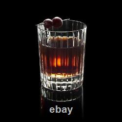 Baccarat Harmonie Double Old-Fashioned Whiskey Glass G3328
