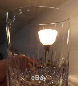 Baccarat ROTARY Double Old Fashioned Glasses Set of 2