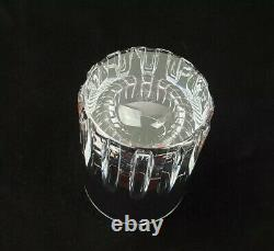 Baccarat Rotary Double Old Fashioned Glass Crystal Cocktail Bar Whiskey 25421