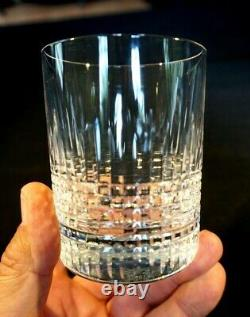 Beautiful Baccarat Nancy Double Old Fashioned