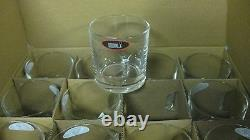 Box Of 12 Riedel Vivant Double Old Fashioned Mint New In Box