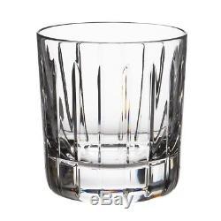 Christofle Iriana Double Old Fashioned Glass Set of 4