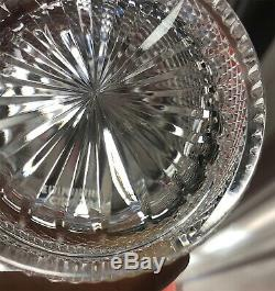 Edinburgh Crystal THISTLE 3 3/4 Double Old Fashioned Glass
