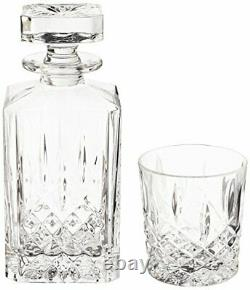 Marquis by Waterford Markham 11 Ounce Double Old Fashioned Glasses Pair and S