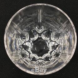 Mikasa Apollo SEVEN (7) Crystal 3 7/8 Double-Old Fashioned Glasses