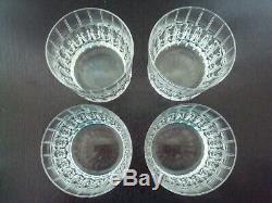 Mikasa Double Old Fashioned Park Avenue Glasses