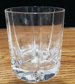 Miller Rogaska Lead Crystal Tulipe Double Old Fashioned Glass