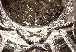 NEW Waterford Crystal GLENGARRIFF (1973-) Set 2 Double Old Fashioned (DOF) 4