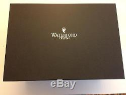 NEW! Waterford Lismore Double Old Fashioned Glasses, Deluxe Gift Box Set of 6