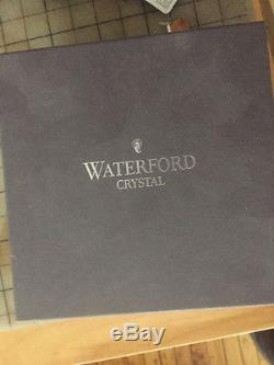 Nib Rare Waterford Crystal Westhampton 12oz Double Old Fashioned, Set Of 4