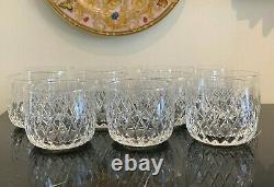 Orrefors Elisabeth 3 1/4 High Double Old Fashioned Glasses Set of 11