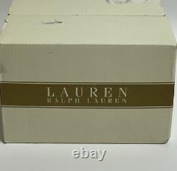 RALPH LAUREN ASTON Double Old Fashioned Set of 4 Made In Germany NOS