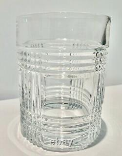 Ralph Lauren Glen Plaid Double Old Fashioned Glasses Quantity of (5)