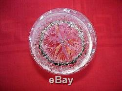 Saint Louis Florence Double Old Fashioned Whiskey Glass Verre Gobelet A Whisky