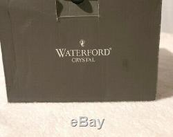 Set Of 4 Waterford Lismore Traditions Crystal Glass Double Old Fashioned Tumbler