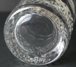 Set of 6 Waterford Crystal Colleen Double Old Fashioned Tumblers Glasses