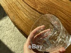 Simon Pearce Woodbury Glassware Set Of 4 Double Old Fashioned (MRSP $260)