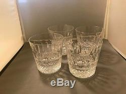 St. Louis Crystal Tommy Double Old Fashioned Glasses (set Of 4)