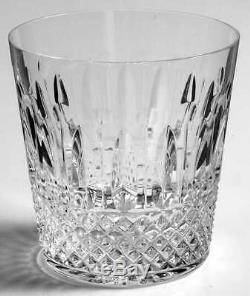 St Louis TOMMY Double Old Fashioned Glass 695687