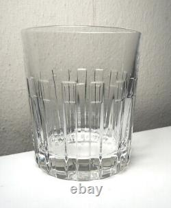 Tiffany & Co Crystal ATLAS Double Old Fashioned Glass(s) MINT/UNUSED