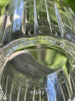 Tiffany & Co Crystal ATLAS Double Old Fashioned Glass(s) Used