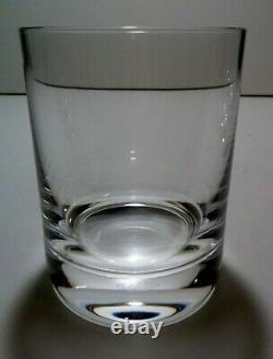 VINTAGE Baccarat PERFECTION (1933-) 4 Double Old Fashioned 4 1/8 Made France