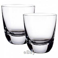 Villeroy & Boch American Bar Straight Bourbon Double Old-Fashioned Glasses 4