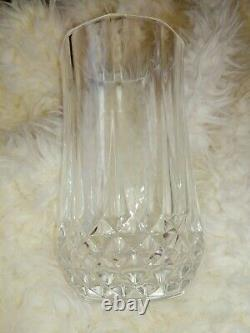 Vintage Set Of 28 Double Old Fashioned Glass CRISTAL D'ARQUES-DURAND Crystal