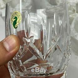 Vintage Waterford Crystal Double Old Fashioned Westhampton (Set of 4) 9983064094