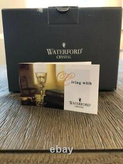Waterford 135287 Harper Double Old Fashioned Glasses Set of 4 NewithUnused
