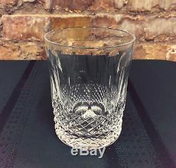 Waterford COLLEEN Double Old Fashioned Set of 4