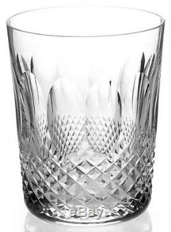 Waterford COLLEEN SHORT STEM (CUT) Double Old Fashioned Glass 764127