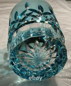 Waterford Crystal Aqua Double Old Fashioned Glasses