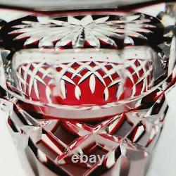 Waterford Crystal Drinking glass Talon Red Lismore Double Old Fashioned