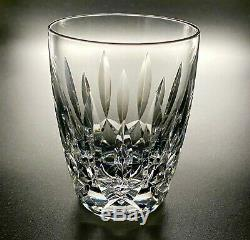 Waterford Crystal Kildare 6 oz Double Old Fashioned Glasses Set of 5