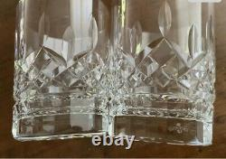 Waterford Crystal Lismore 12 oz Double Old Fashioned, Set of 2