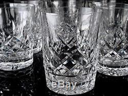 Waterford Crystal Lismore 9 Double Old Fashioned 4 3/8 12oz Flat Bottom